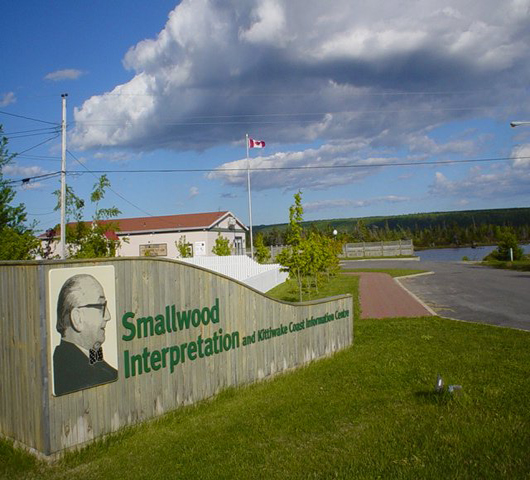 Smallwood Interpretation Centre, Gambo, Newfoundland and Labrador