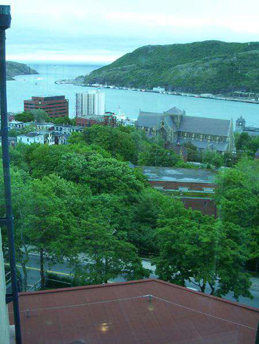 View #1, The Rooms, St. John's, Newfoundland and Labrador