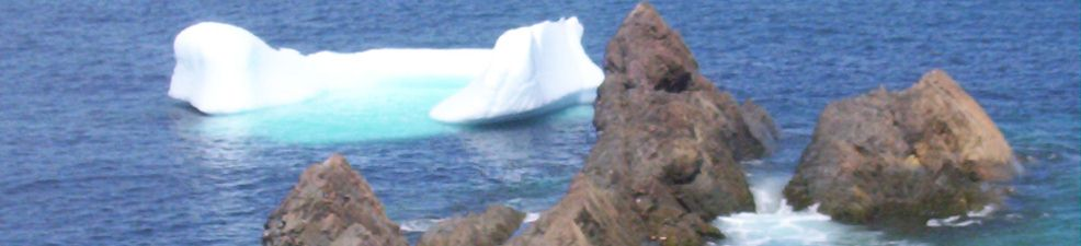 Various Scenic Pictures of Newfoundland and Labrador
